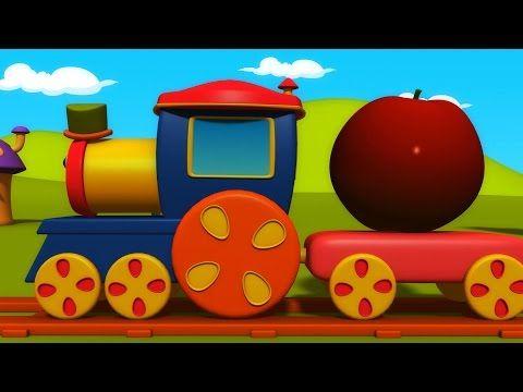 Bob le train L'aventure Alphabet | Bob, Alphabet Adventure - YouTube
