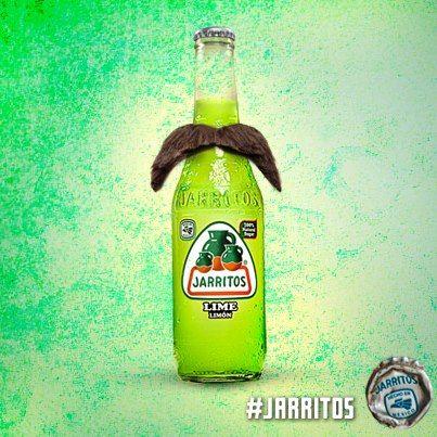 campaña jarritos en estados unidos ad #6: bigote mexicano.