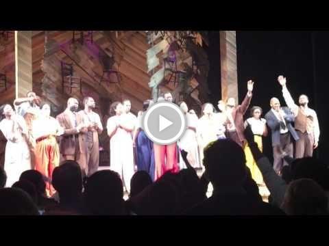 #Purple Rain Prince Tribute by #Jennifer Hudson, #Cynthia Erivo and #The Color Purple Broadway Company