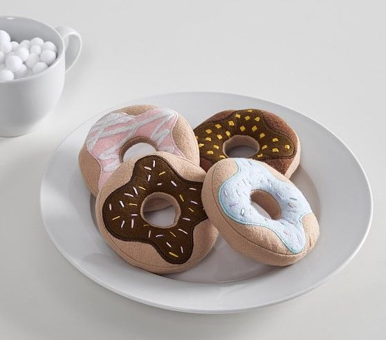 Frosted Donuts Set Frost Donuts Toy Kitchen Accessories