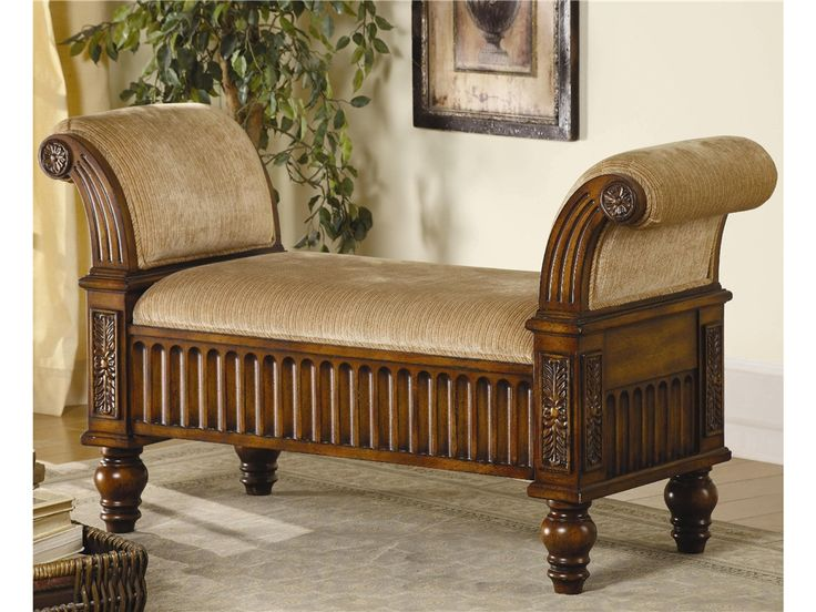 Coaster Living Room Bench 100225