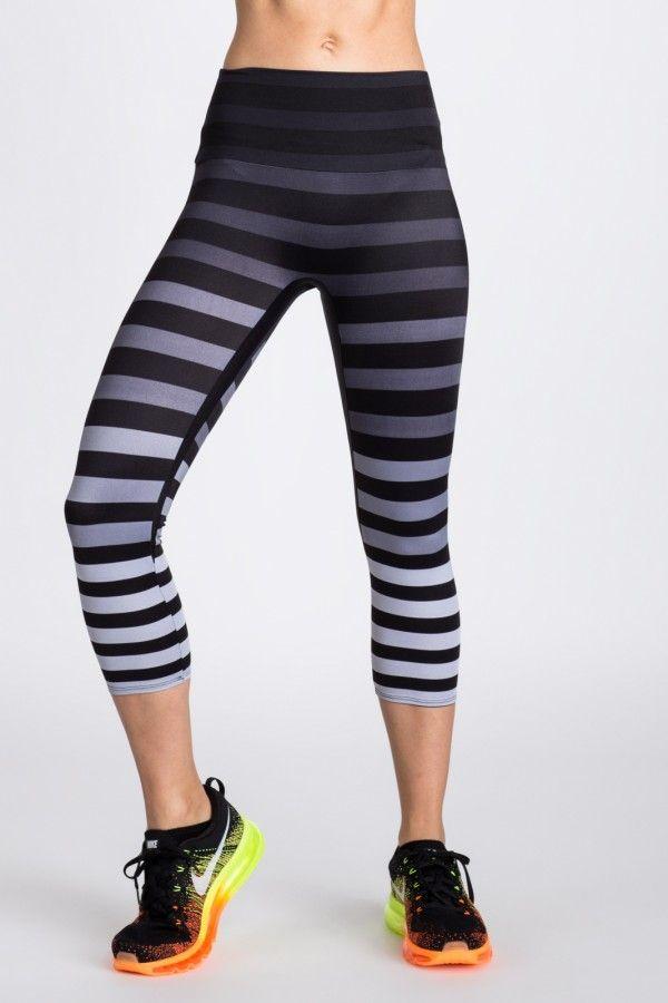 Printed Capri Last night these leggings saved my dancing booty! @bandiernyc