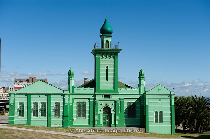 Mosque - Port Elizabeth, South Africa http://www.belvederecottages.co.za