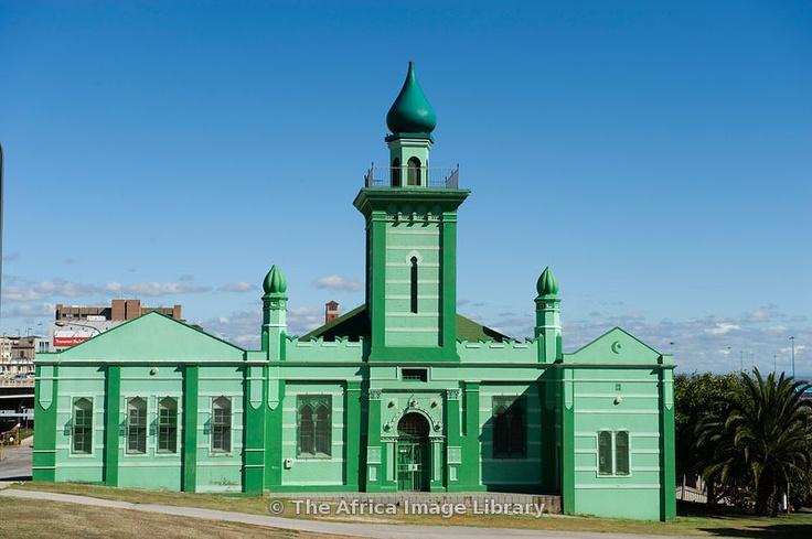 Mosque -  Port Elizabeth, South Africa http://www.belvederecottages.co.za