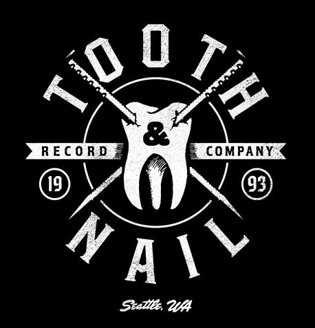 Tooth and Nail Records-Cross Nail by Brandon Rike