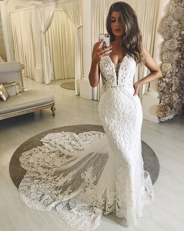 Giada By Martina Liana A Wedding Gown For Lovers Of Lace A