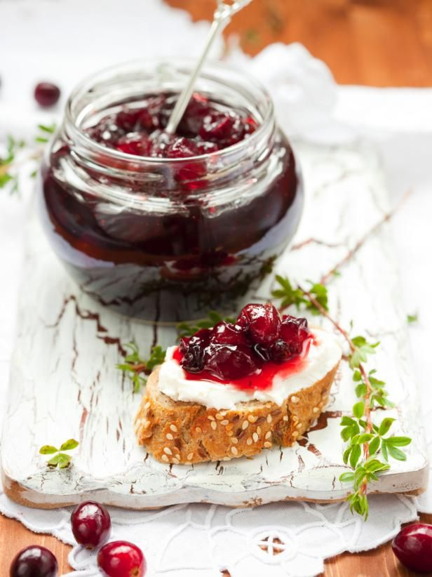 This delicious Thanksgiving recipe for cranberry jelly was hand-picked by HGTV's holiday experts.