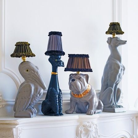 Reminds Me Of The Hideous Chicken Lamp For The Home