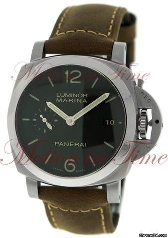 Panerai Luminor Marina 1950 - 3 Days Automatic Acciaio 42mm, Black Dial, Limited Edition to 1500 Pie Price On Request