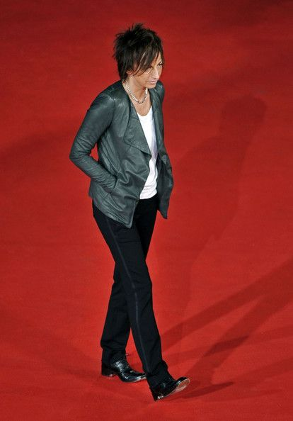 Gianna Nannini Photos: 4th Rome International Film Festival - 'Viola Di Mare' Premiere