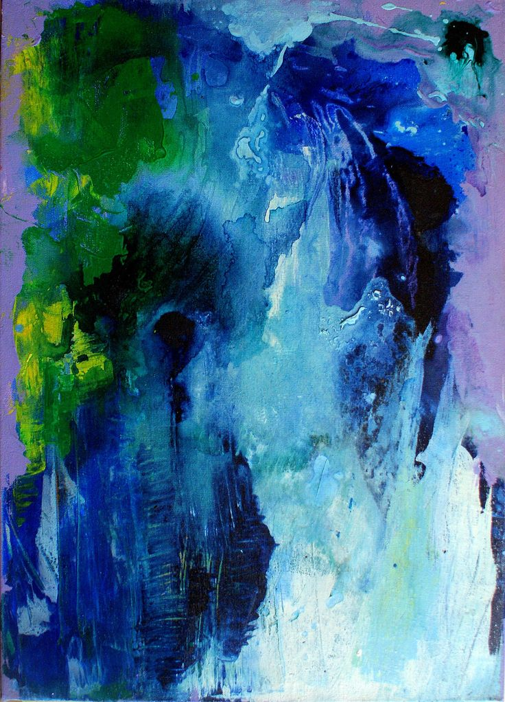 Acrylic on canvas, 50x70,
