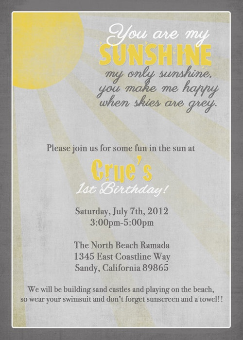 37 best Birthday Party Invitations images – Costco Birthday Invitations
