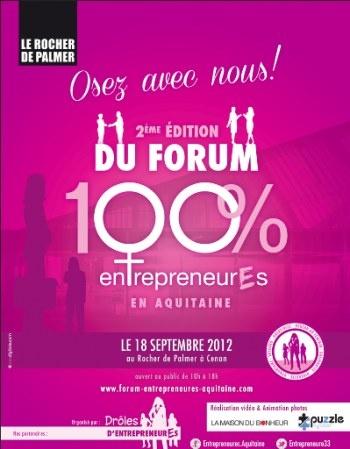 Madein33 participera à la seconde édition du forum des entrepreneurEs le 18 septembre au Rocher palmer