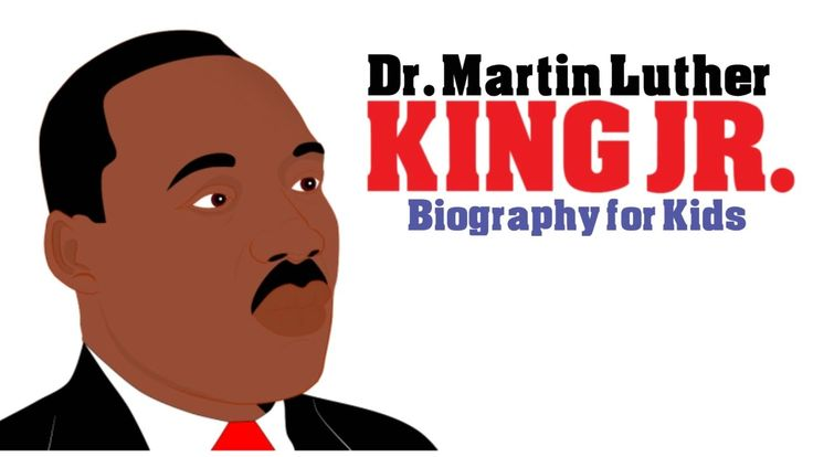 Celebrate Black History Month with a mini biography on Dr. Martin Luther King Jr. for kids. Here's a cool way to start the conversation for elementary school...