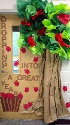 Νηπιαγωγείο αγάπη μου...: Πόρτες για την αρχή της σχολικής χρονιάς και το Φθινόπωρο!!