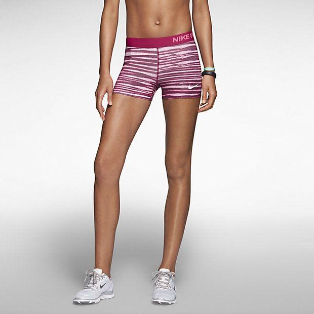 The Nike Pro Tiger Women's Shorts.