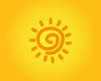 Nice Vector Icon uploaded by logomaker Use it To Create Your Logo.  #sun #spiral #circle #sunny #red #sun #holiday #logo #icon