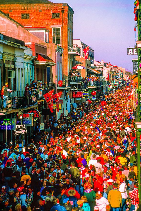 Things are 'bout to get CRAZY Down South, y'all... and we can't WAIT! #NOLA #MardiGras