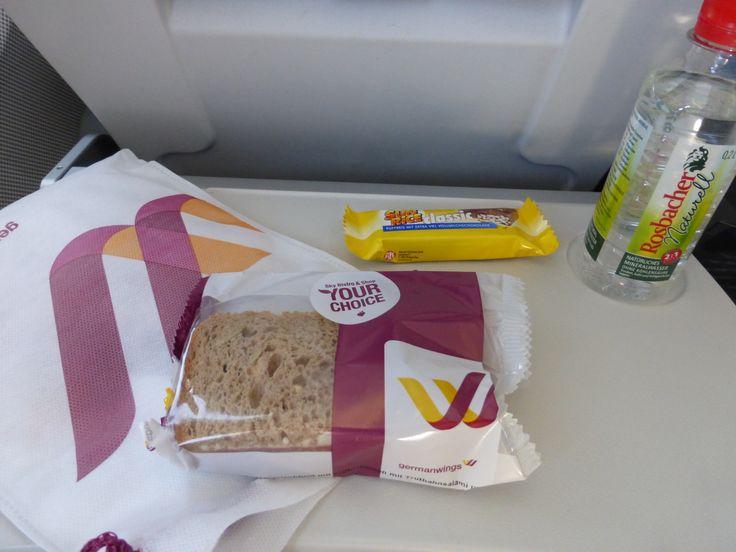 サラミのサンドイッチ