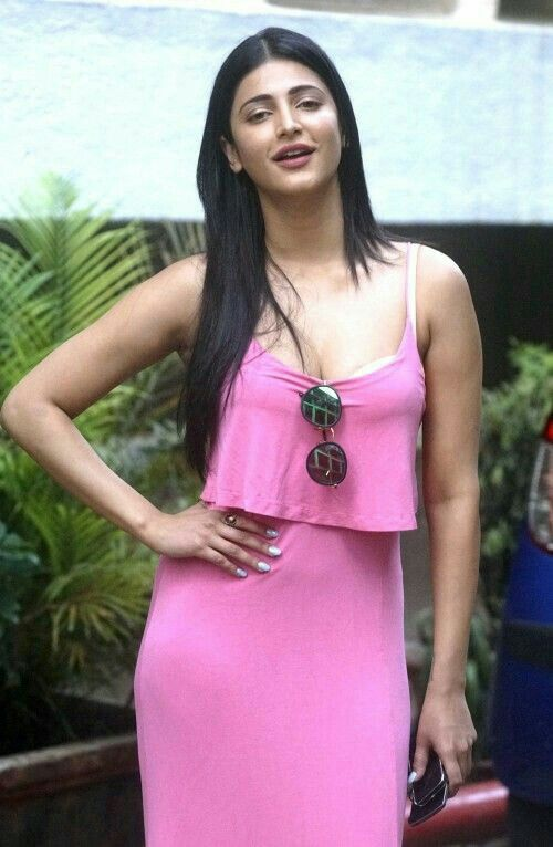 Shruthi Hassan@popping assets