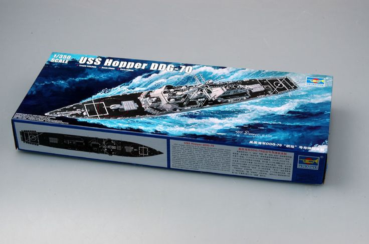Trumpeter USS Hopper DDG-70 Missile Destroyer - £44.99 available from Hobbies, the UK's favourite online hobby store!