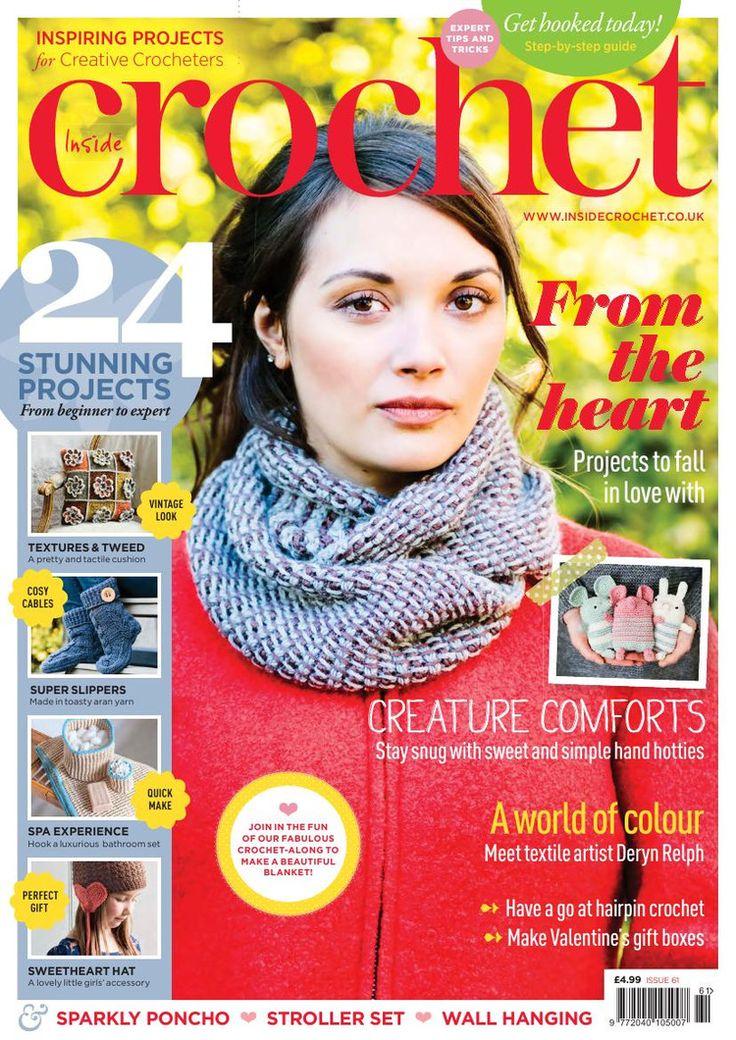 Inside Crochet №61 2014 - 轻描淡写 - 轻描淡写