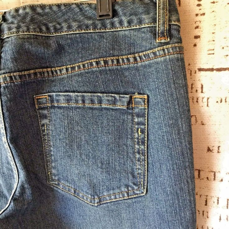 Womens Levis 550 Bootcut Jeans
