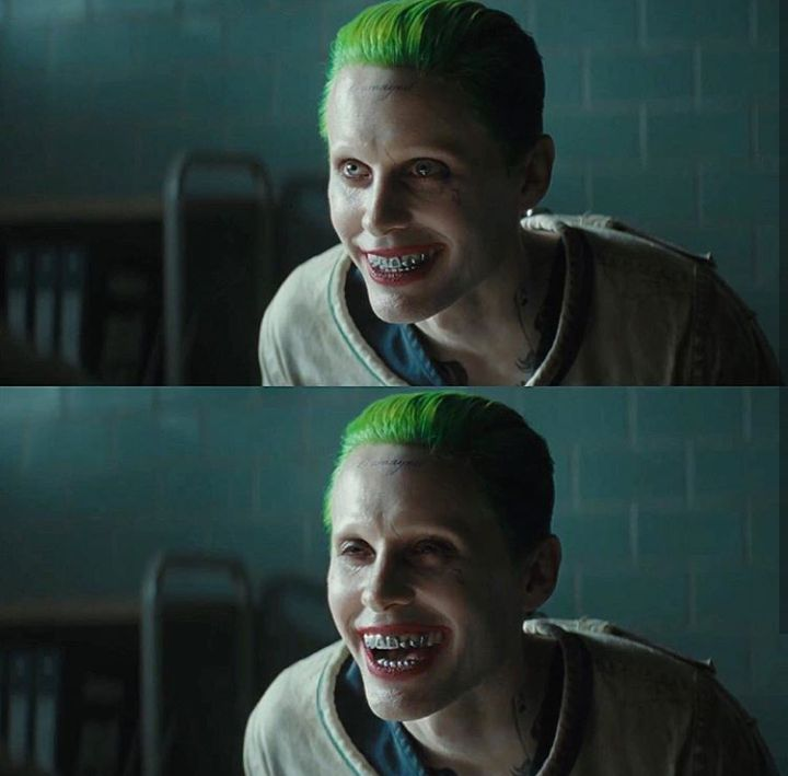 Image result for joker suicide squad