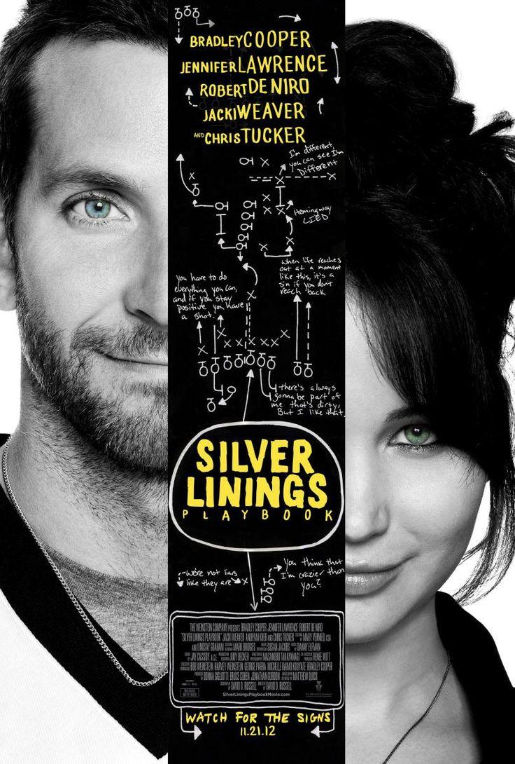 El lado bueno de las cosas (2012). 7/10