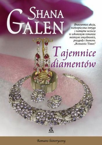 Polish Cover and titled Diamond Secrets