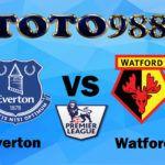 Prediksi Bola Everton F.C VS Watford F.C 13 Mei 2017