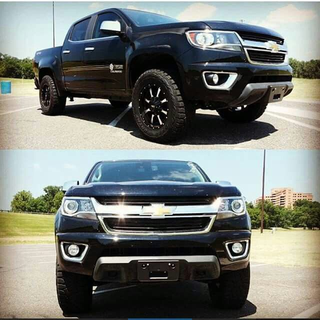 2015 Chevrolet Colorado Lifted