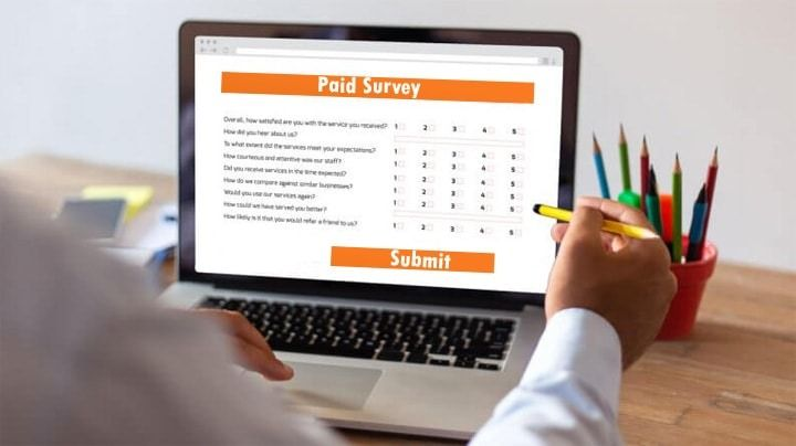 20 Best Paid Online Survey Sites Paying Worldwide Survey