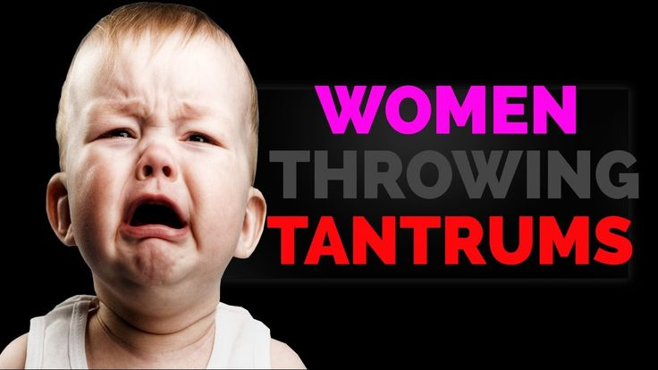 MGTOW - Women throwing tantrums compilation