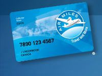 """*Airmiles Canada (airmiles.ca)... the little blue card that can make """"a world"""" of difference.  Costs nothing... and the rewards are fabulous."""