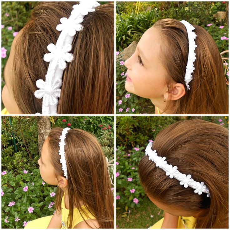 Doesn't everyone love daisies? U-Create shares their delightful daisy headband tutorial. All you need is a headband covered with fabric, a string of daisies, thread and a needle to create this fashionable spring accessory.
