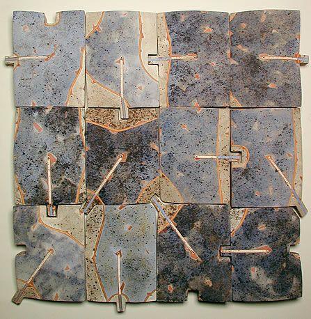 The Ceramic Art of Regina Heinz - Online Gallery: Well mended
