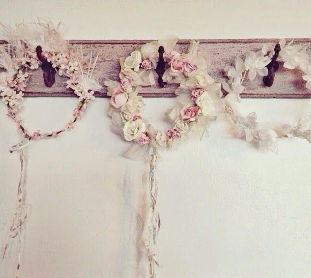 Shabby french for me: Flower crowns...