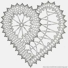 Image result for esquemas de crochet free form