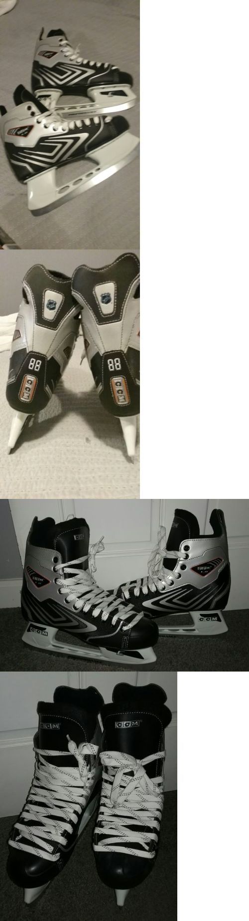 Ice Hockey-Adult 20858: Ccm Hockey Skates Size 12 Senior Proformance New Without Tags Perfect Condition -> BUY IT NOW ONLY: $75 on eBay!