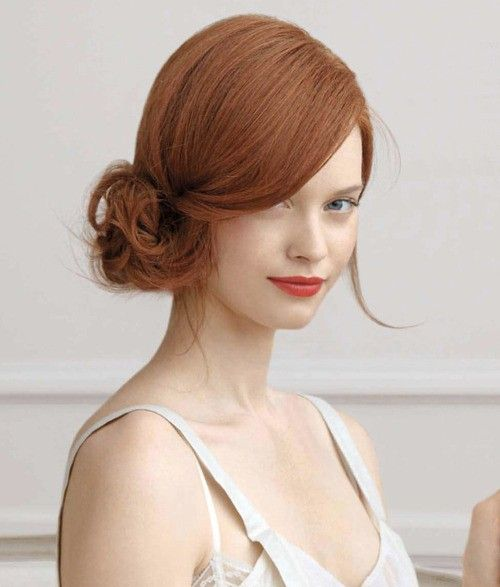 This is the exact hair I wanted for my wedding...didn't come out that way at all