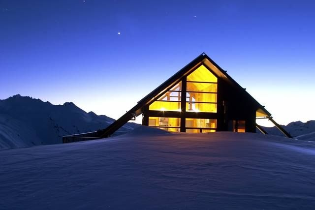 """Martyn Roberts, Accountant: Whare Kea Lodge Chalet """"So remote, so peaceful (apart from the mountain winds) and a world away in your own adventure"""""""