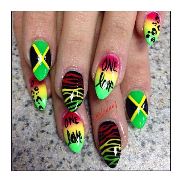 Instagram photo taken by Da Vid Nails OFFICAL INSTAGRAM - INK361
