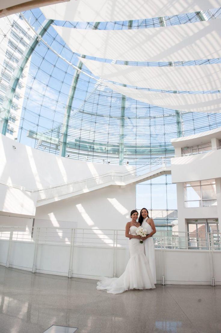 beautiful wedding places in northern california%0A San Jose Wedding at San Jose City Hall Rotunda Andrea   Whitney by