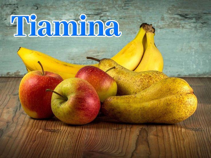 Es una de las vitaminas del complejo B. Las vitaminas del complejo B son un grupo de vitaminas hidrosolubles que participan en muchas de las reacciones químicas del cuerpo. Funciones La tiamina (vitamina B1) ayuda a las células del organismo a convertir carbohidratos en energía. El papel principal de los carbohidratos es suministrar energía al cuerpo, especialmente al cerebro y al sistema nervioso. La tiamina también juega un papel en la contracción muscular y la conducción de las señales…