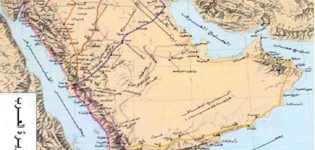 اوضاع شبه الجزيرة العربية قبل الاسلام للسنة الثانية متوسط Http Www Seyf Educ Com 2019 10 Chbh Jazira Arabiya Kbel Islam 2am Html Map Diagram World