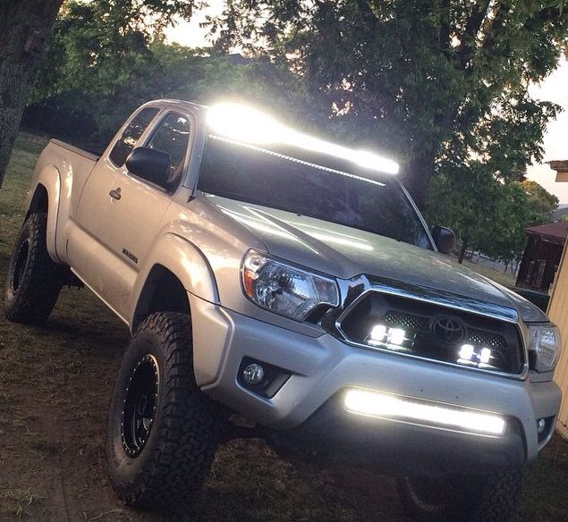 2011 Lifted Tundra >> Toyota Tacoma | Vehicles | Pinterest | Tacos, The o'jays and Stars