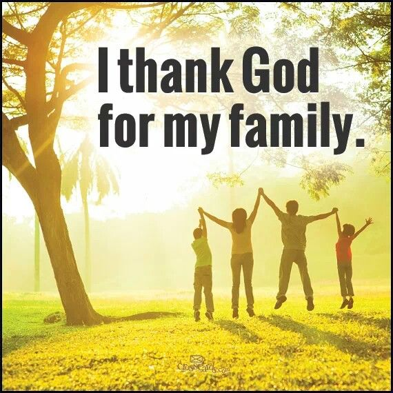 Family Quotes Thankful My