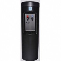 Clover B7A Hot/Cold Bottleless Water Dispenser with install kit Black