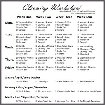 Best 25+ House cleaning checklist ideas on Pinterest | House ...